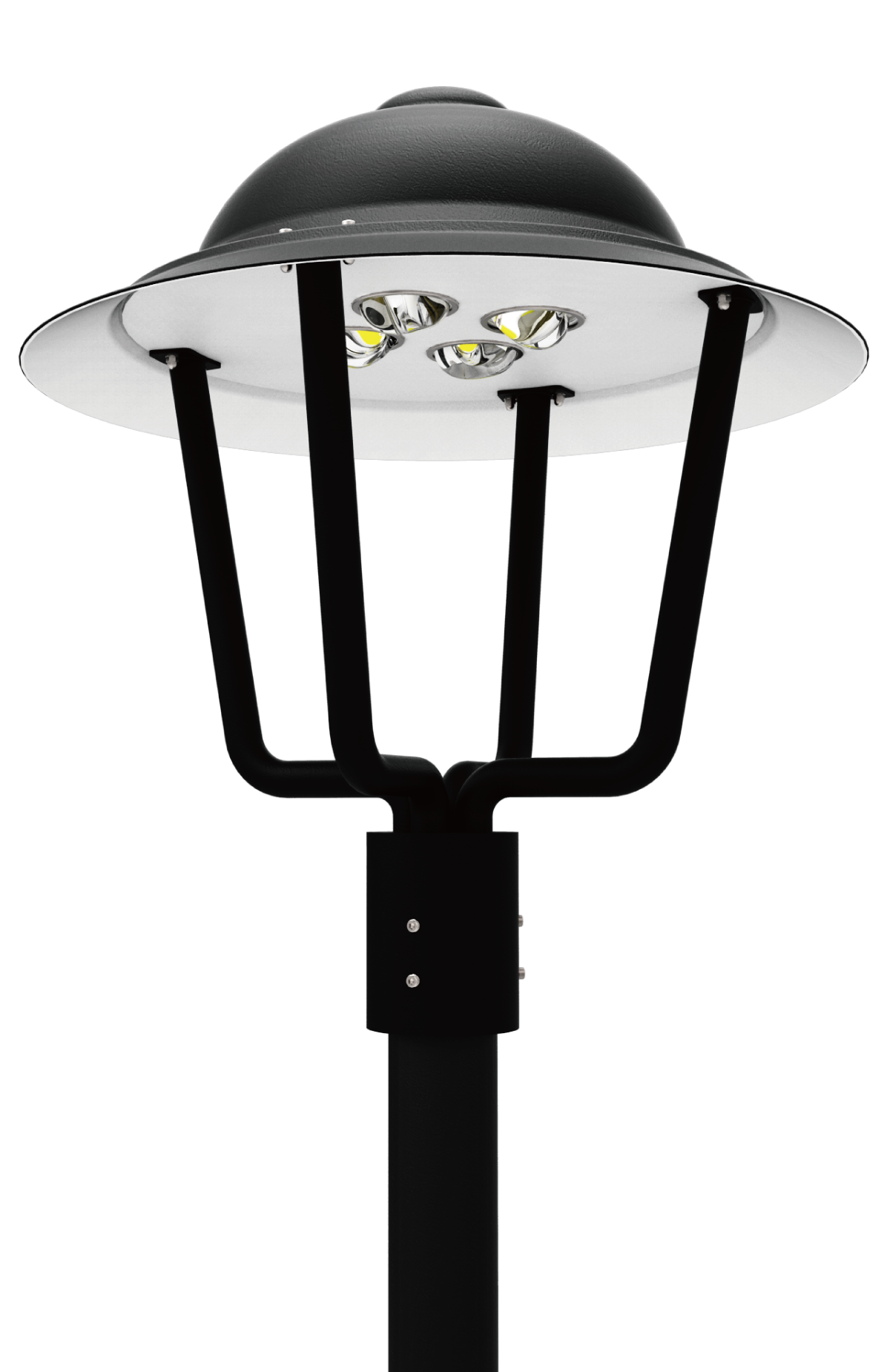 led pt 110 series led post top area light fixtures. Black Bedroom Furniture Sets. Home Design Ideas