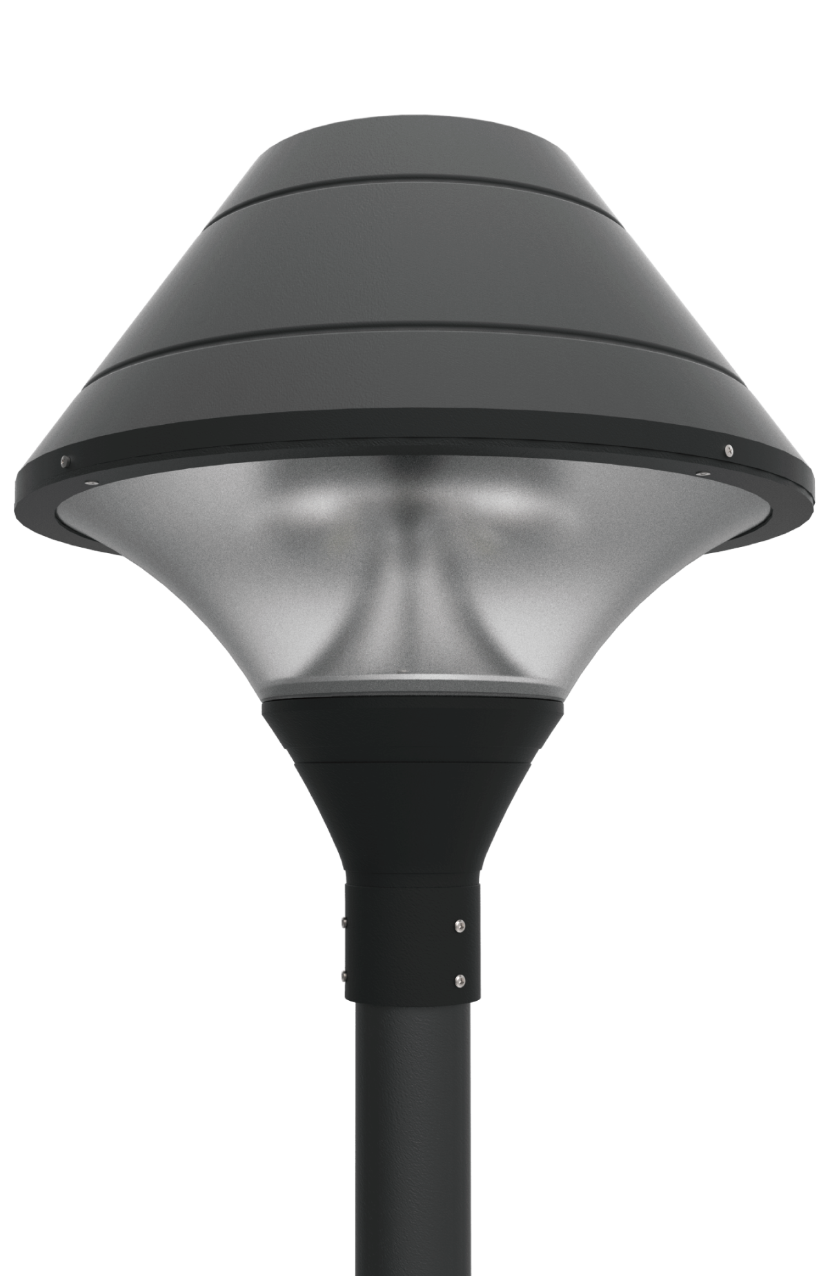 Led Pt 640 Series Led Post Top Light Fixtures Americana Post Top Area Luminaire Duke Light