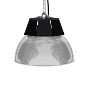 LED-HB-2013-PC Series, 16 Inch 60 Degree PC Reflector, 80W, 100W, 120W, 150W, 200W, 240W, 320W. 16 Inch Al Hood, 16 Inch PC Reflector, 19 Inch PC Reflector, 22 Inch PC Reflector, 25 Inch PC Reflector. Duke Light High Bay and Low Bay lights are engineered with rugged steel or cast aluminum housings and are damp rated for outstanding reliability in warehouses, storage facilities, retail and light industrial locations with 12 to 60 foot ceiling heights. LED Highbay Light Fixtures, LED Low Bay Light Fixtures, PC Prismatic Reflector, Polycarbonate Prismatic Reflector, Indoor Lighting.