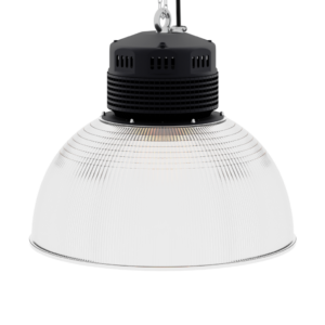 LED-LB-2003-PC-RF-PC-19IN-60D-200 Series, 120W, 150W. 19 Inch 60 Degree PC Reflector. Duke Light High Bay and Low Bay lights are engineered with rugged steel or cast aluminum housings and are damp rated for outstanding reliability in warehouses, storage facilities, retail and light industrial locations with 12 to 60 foot ceiling heights.