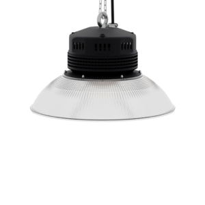 LED-LB-2002-PC-RF-PC-16IN-90D-200 Series, 80W, 100W, 120W. 16 Inch 90 Degree PC Reflector. Duke Light High Bay and Low Bay lights are engineered with rugged steel or cast aluminum housings and are damp rated for outstanding reliability in warehouses, storage facilities, retail and light industrial locations with 12 to 60 foot ceiling heights.