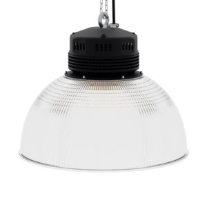 LED-LB-2002-PC-RF-PC-19IN-60D-200 Series, 80W, 100W, 120W. 19 Inch 60 Degree PC Reflector. Duke Light High Bay and Low Bay lights are engineered with rugged steel or cast aluminum housings and are damp rated for outstanding reliability in warehouses, storage facilities, retail and light industrial locations with 12 to 60 foot ceiling heights.
